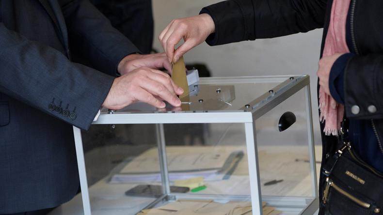Wahlbeteiligung in Frankreich lag bis Mittag bei gut 28 Prozent