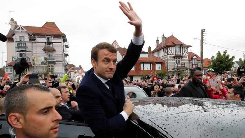 Klarer Sieg mit 65,1 Prozent für Macron bei Präsidentschaftswahlen