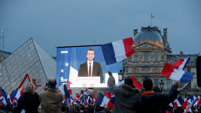 «Du gewinnst das nächste Mal - und ich auch!» - Zitate zum Wahlausgang in Frankreich