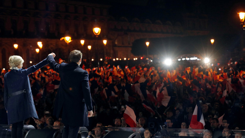 Frankreich: Wahlsieger Macron will gespaltenes Frankreich einen