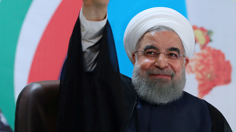Iran vor den Wahlen: Fernsehen zensiert Film über den Präsidenten Rouhani