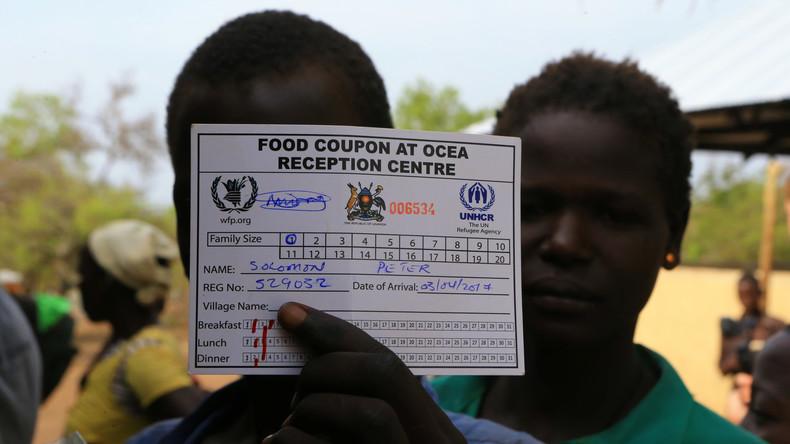 Vereinte Nationen: Über eine Million Flüchtlingskinder aus dem Südsudan suchen Schutz