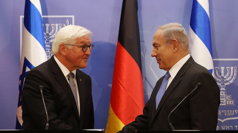 Steinmeier trifft Regierungskritiker in Israel