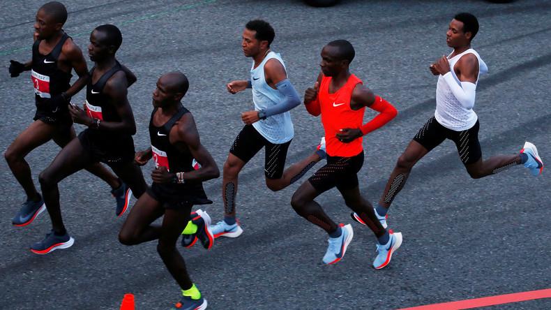 Kein Marathon unter zwei Stunden: Nike scheitert mit Rekordversuch