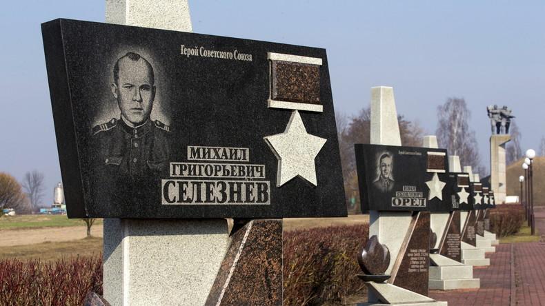 Sowjetsoldaten-Massengrab in Deutschland entdeckt