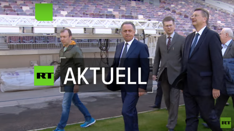 """""""Vorbereitungen auf gutem Weg"""" - Exklusiv-Interview mit DFB-Präsidenten Reinhard Grindel"""