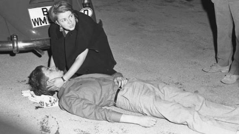 Vor 50 Jahren: Der Tod Benno Ohnesorgs am 2. Juni 1967 in Berlin