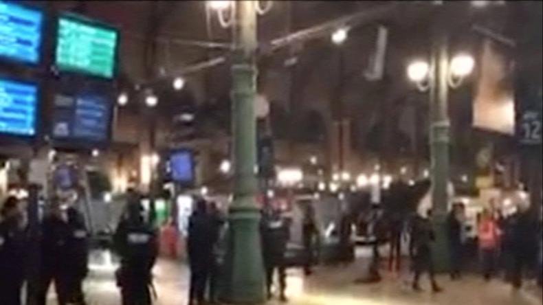 Großeinsatz in Paris: Polizei evakuierte Nordbahnhof