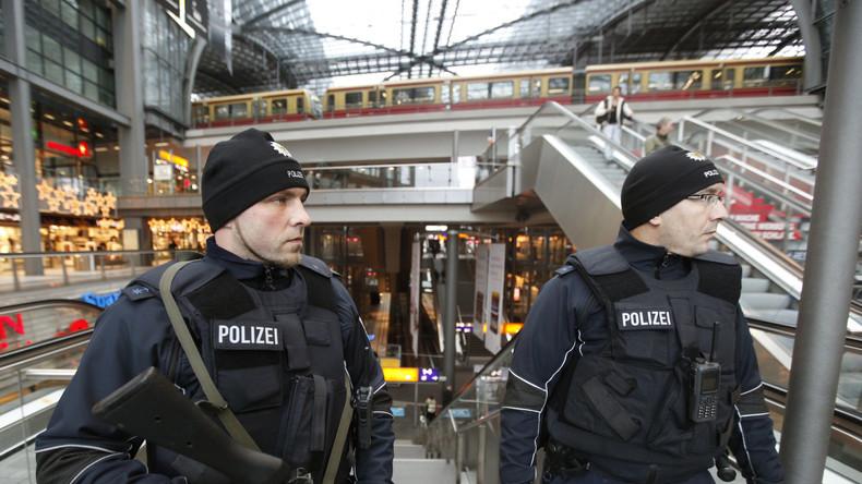 Deutschland: Polizei nimmt zwei mutmaßliche Islamisten fest