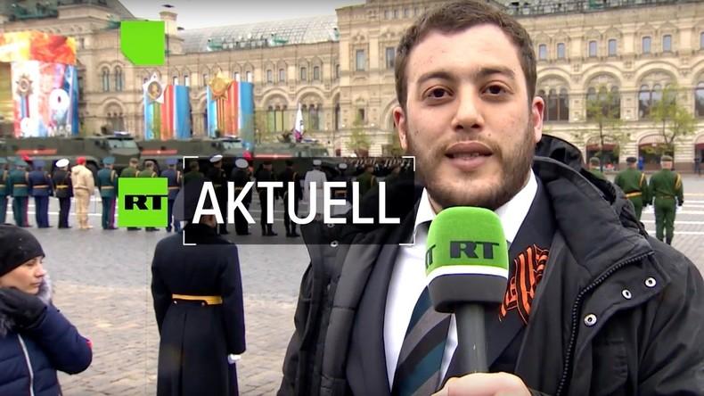 Siegesparade in Moskau: Wie wichtig ist Militärtechnik für die Veteranen?