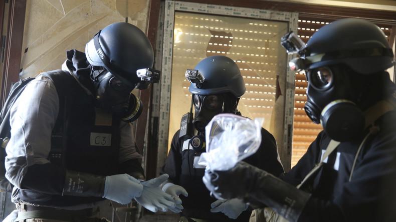 OPCW bestätigt Senfgasangriff in Syrien – 6 Monate nachdem Russland Beweise dafür vorgelegt hatte