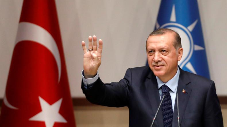 Erdogan will weiterhin in die EU