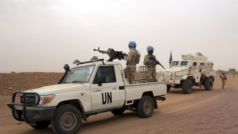 Zwei Tote bei schwerem Angriff auf UN-Konvoi in Zentralafrika