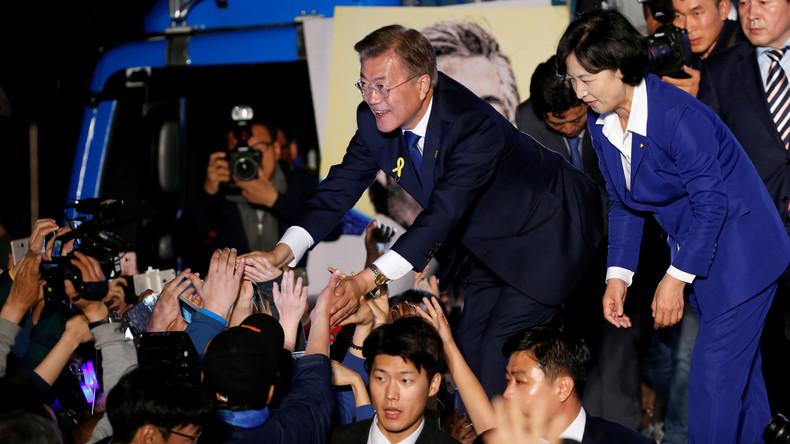 Neue Hoffnung für Korea: Moon Jae In steht für einen grundsätzlichen Wechsel