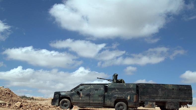 USA wollen syrische Kurden mit Waffen ausrüsten