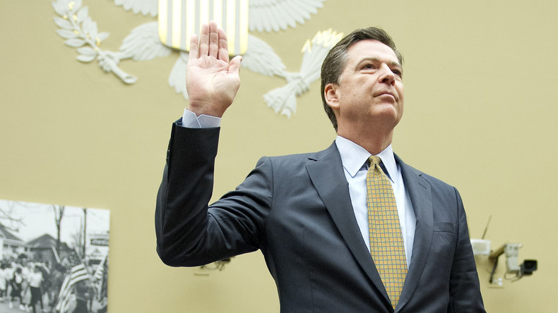 Donald Trump entlässt FBI-Chef James Comey