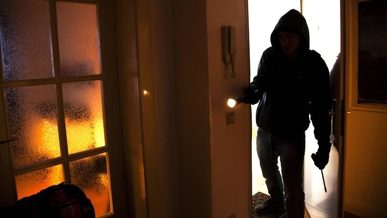 Härtere Strafen bei Wohnungseinbrüchen in Deutschland