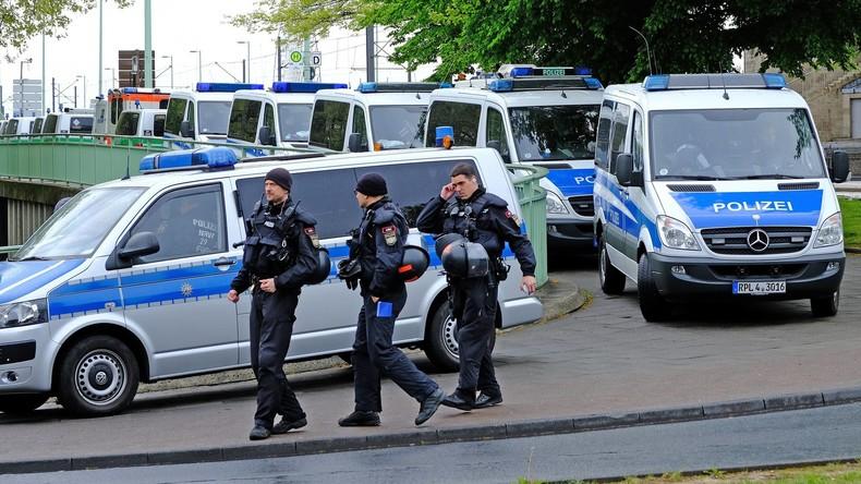 Durchsuchungen wegen IS-Verdachts in vier deutschen Bundesländern