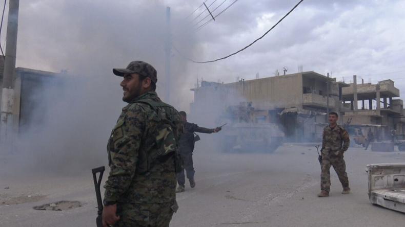 Zwei Teenager sterben bei IS-Angriff im Norden Syriens