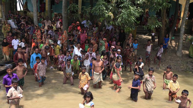 Neue Flüchtlingswelle aus Bangladesch erreicht Europa