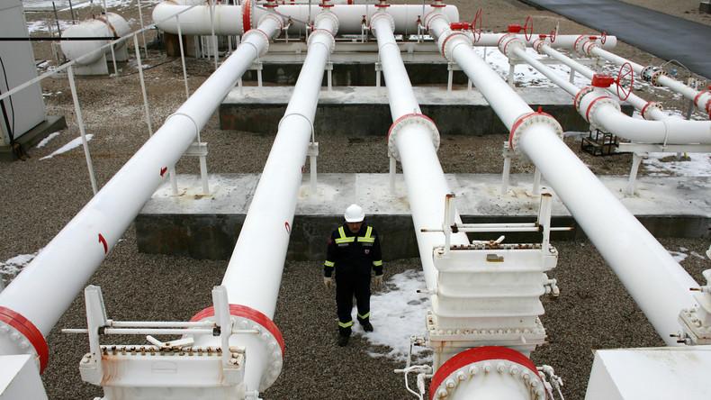Russischer Energie-Riese Gazprom beginnt mit Bau von Turkish Stream