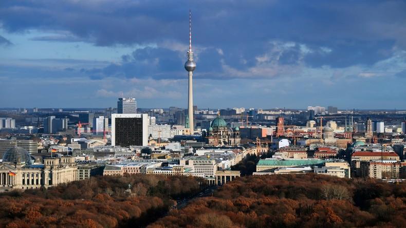 """Sicherheitsexperten: Berlin ist echte """"Spionage-Hochburg"""""""