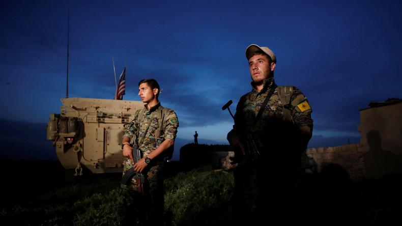 Vor Treffen von Trump und Erdogan: Disput um Waffenlieferung an YPG