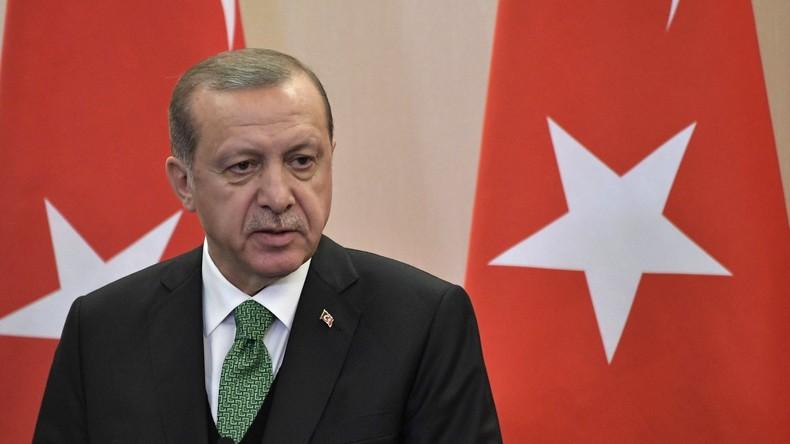 """Erdoğan: US-Waffenlieferungen an syrische Kurden sind ein """"Fehler"""""""