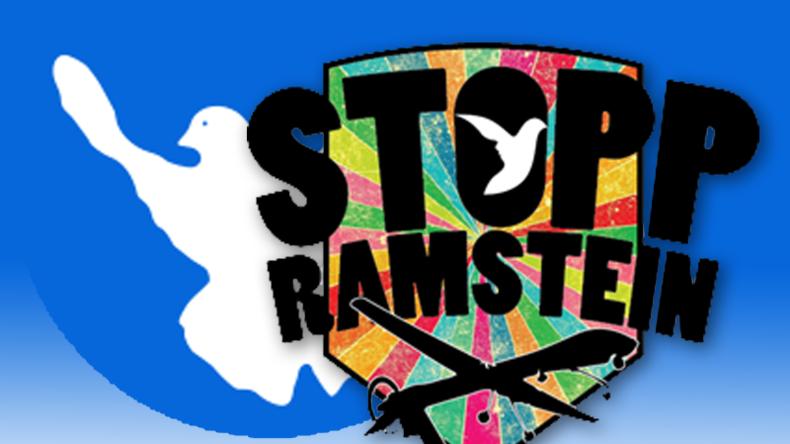 """Stopp Ramstein 2017: """"Ziel ist die größte Protestaktion vor den Bundestagswahlen"""""""