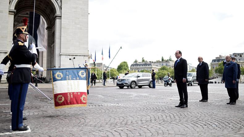 Französische Regierung tritt zurück