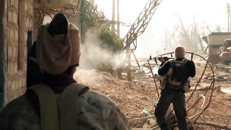 Explosion am IS-Munitionslager in Syrien, mindestens 20 Menschen tot