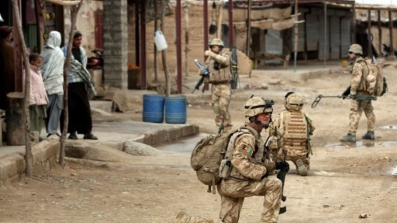 NATO bittet Großbritannien um mehr Truppen für Afghanistan