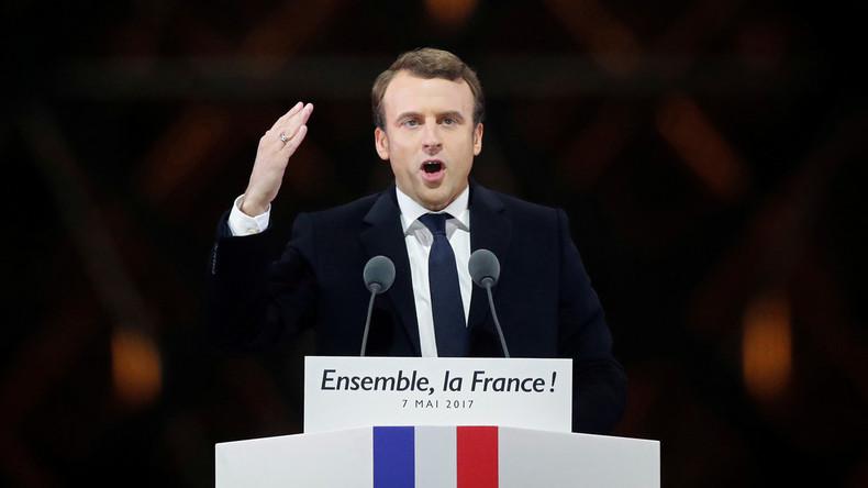 Zeitung Libération wird zu Macrons Propagandamegafon par excellence