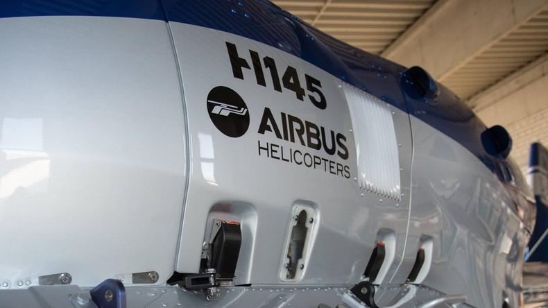 Airbus baut Hubschrauberwerk in China