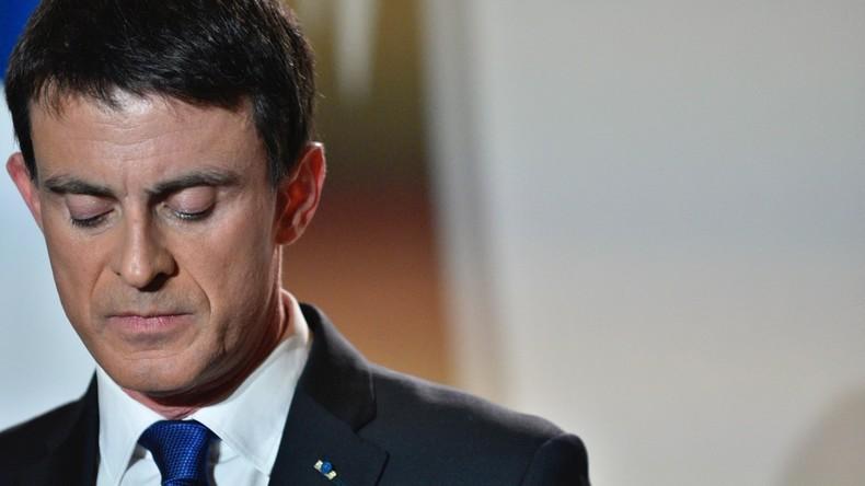 Französischer Ex-Premier Manuel Valls zu Parlamentswahl nicht zugelassen