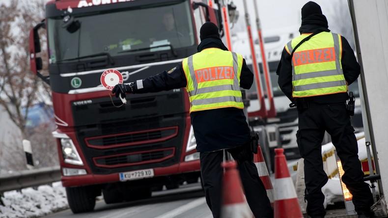 Bayern fordert unbefristete Grenzkontrollen zu Österreich