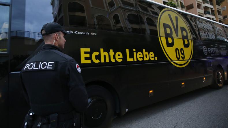 Dortmund - Notizen belasten mutmaßlichen BVB-Attentäter