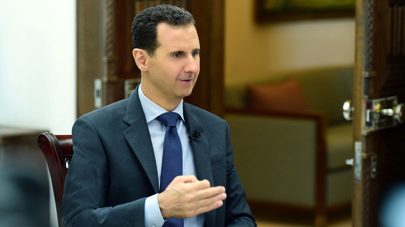 Assad wirbt für Rückkehr von syrischen Flüchtlingen