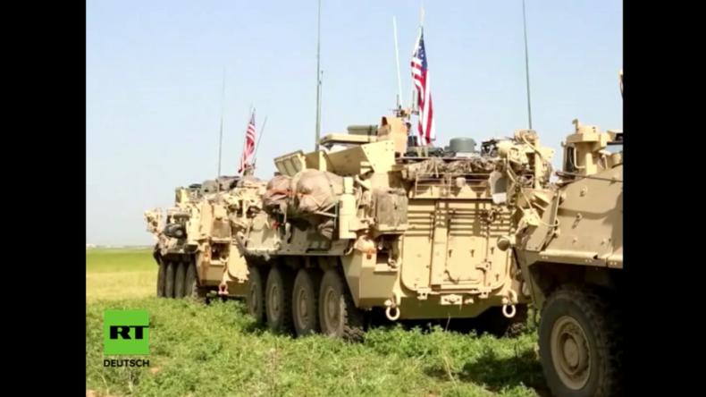 Trotz Warnung vor Konsequenzen aus der Türkei - Waffenlieferung der USA erreicht Kurden in Syrien
