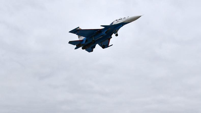 US-Aufklärungsflugzeug über Schwarzem Meer von Russland abgefangen