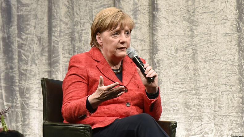 Merkel: Deutschland und Frankreich entwickeln sich auseinander, aber nicht weil Deutsche besser sind