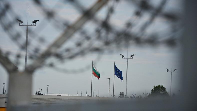 Bulgarien: Grenzzaun zur Türkei fast komplett