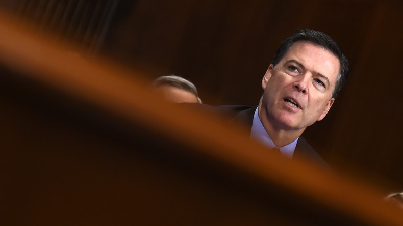 Trump warnt Ex-FBI-Direktor Comey vor Leaks