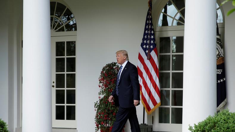 USA: Russischer Fotograf verwanzt das Weiße Haus – nicht!