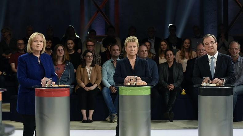 Die NRW-Landtagswahlen: Entscheidende Weichenstellung für den Schulz-Zug