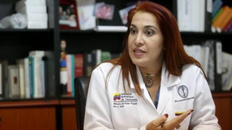Kinder- und Müttersterblichkeit in Venezuela angestiegen - Gesundheitsministerin gefeuert