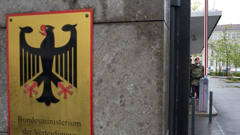 Bundeswehr suspendiert einen weiteren Soldaten im Zusammenhang mit Fall Franco A.