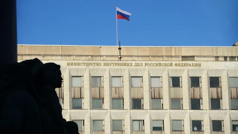 Russlands Innenministerium dementiert Informationsabfluss nach Cyberattacke