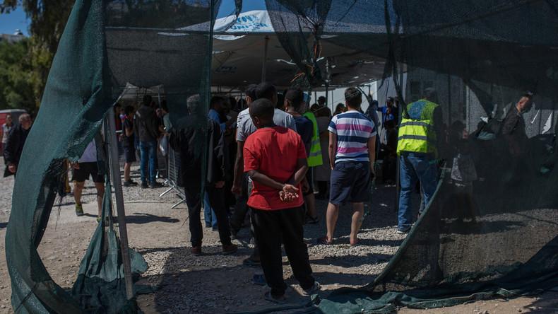Griechenland schiebt erneut Flüchtlinge in die Türkei ab