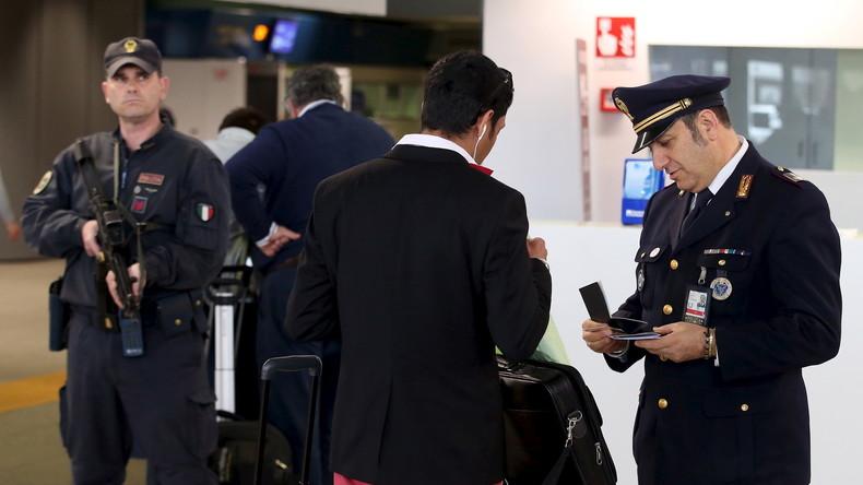 Italien weist Tunesier mit Kontakt zum Attentäter Anis Amri aus